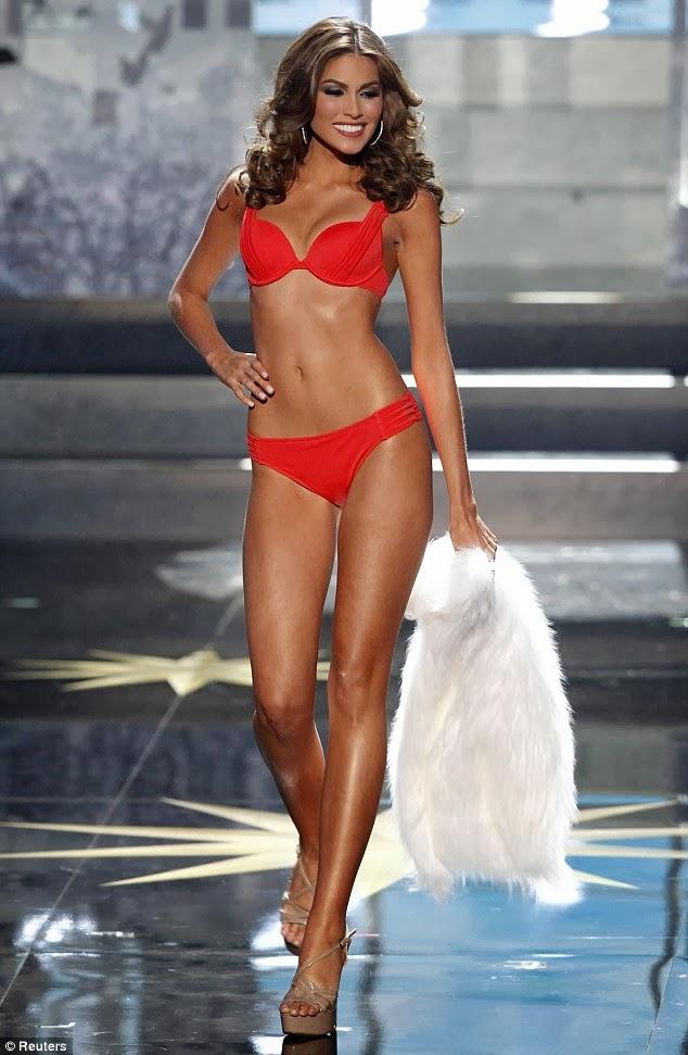 5 Miss Universe 2013