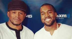 Kanye West Flips Out On Sway During Interview, Listen On GoodFellaz TV