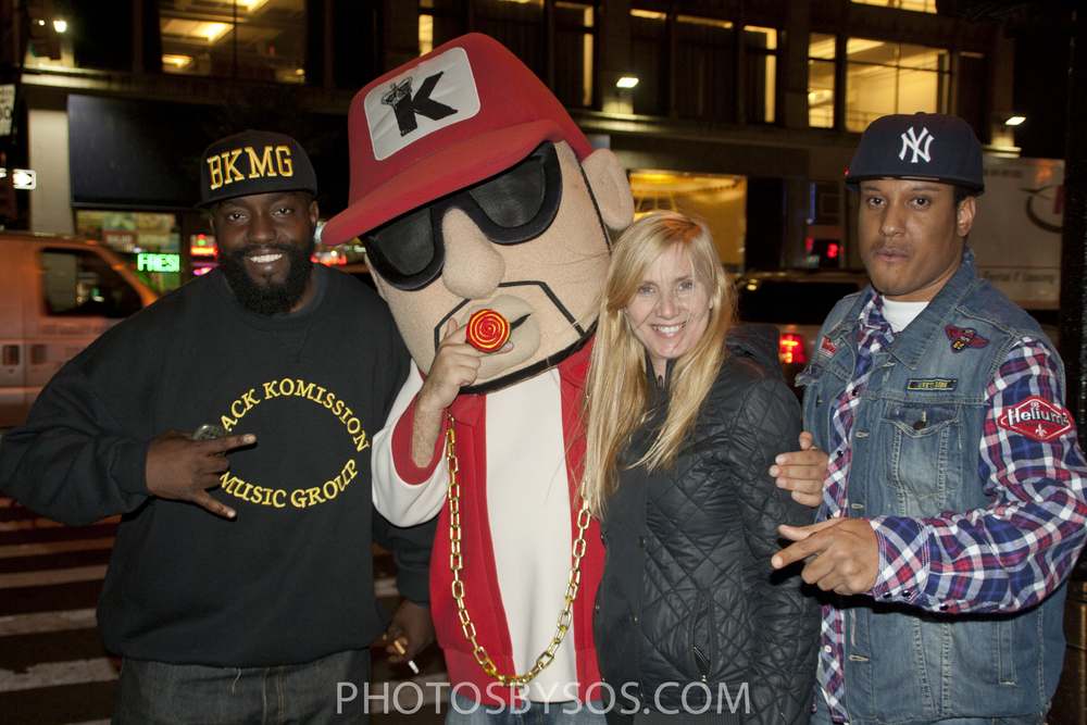 LiL Gunz  the Homie J Dollaz and Cali Chick