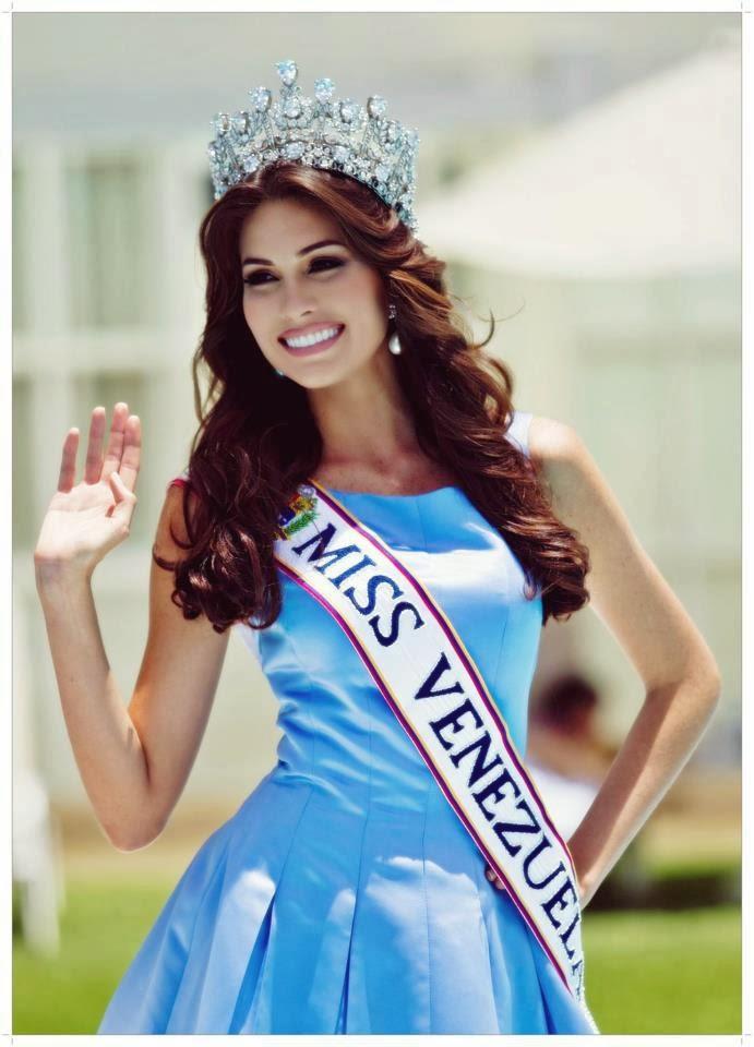 Maria Gabriela Isler-Miss Venezuela-Universe-2013