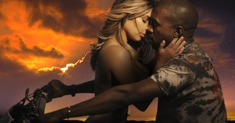 "WATCH: Kanye West ""Bound 2"" Video Featuring Kim Kardashian On GoodFellaz TV"
