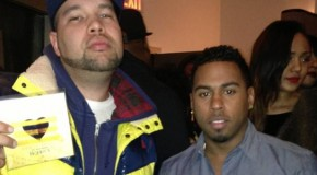 """Bobby V Debuts """"Peach Moon"""" In NYC, DOWNLOAD The New EP On GoodFellaz TV"""