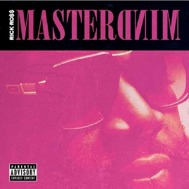 Rick Ross Mastermind Album Cover