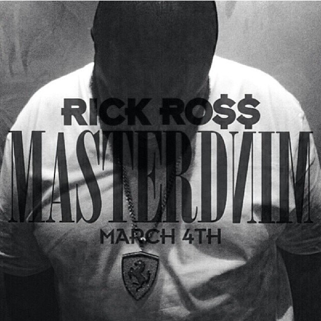 Rick Ross Mastermind pic 1