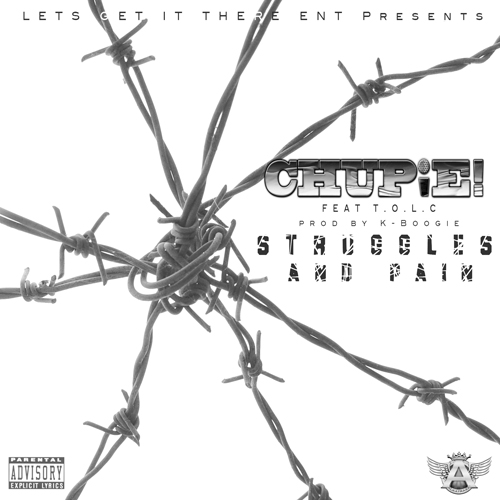 Struggles and Pain Cover 500x500