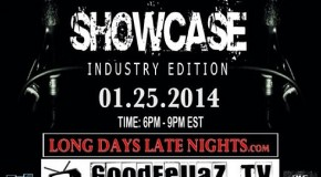 EVENTS: The Ultimate Showcase (Def Jam Edition) Jan. 25th In Orange, NJ: #GFTV #Events
