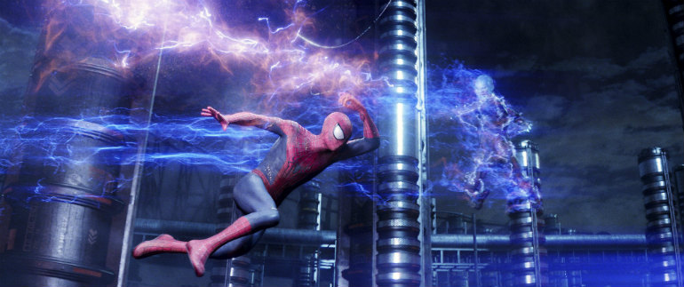 New Picture From the upcoming Spiderman 2 Movie