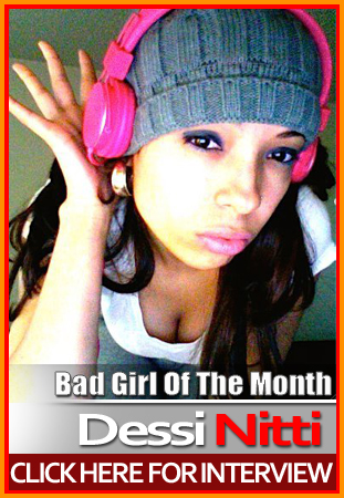 Bad Girl of The Month Dessi Nitti 2
