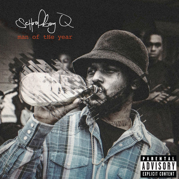 SchoolBoy Q - Man Of The Year art