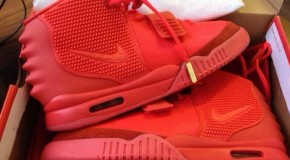 New 'Red October' Nike 'Air Yeezy's II' Sell Out In 12 Minutes After Surprise Release