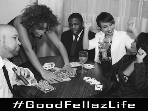 Cards Black n White