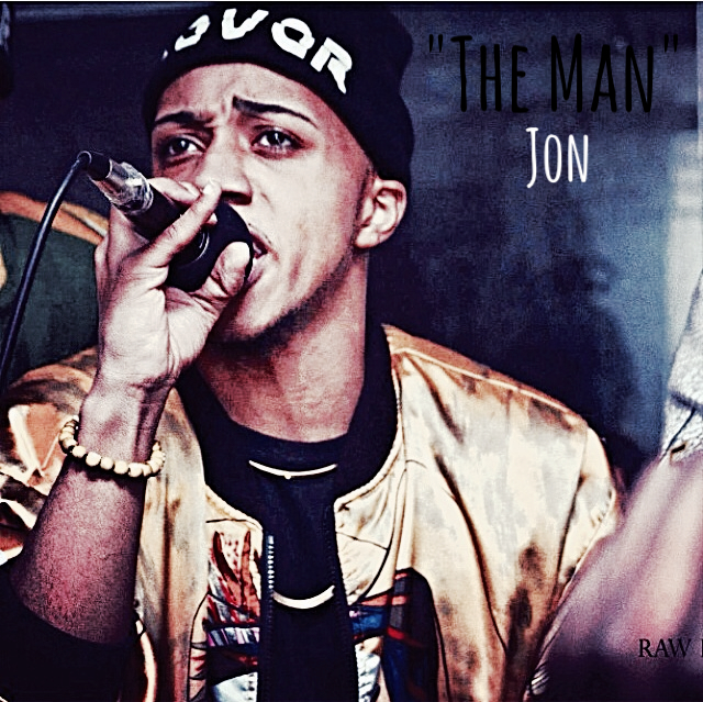 Jon- The Man artwork