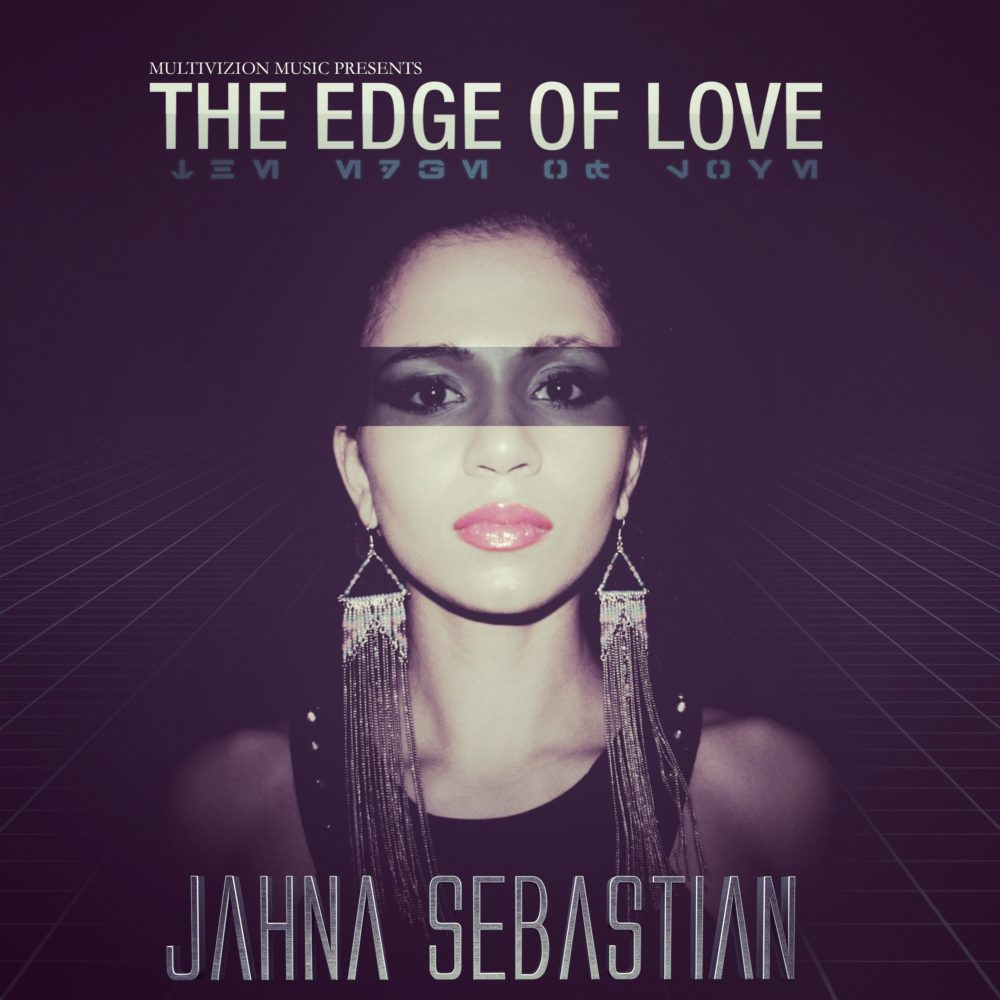 The Edge of Love EP_ Jahna Sebastian _ cover