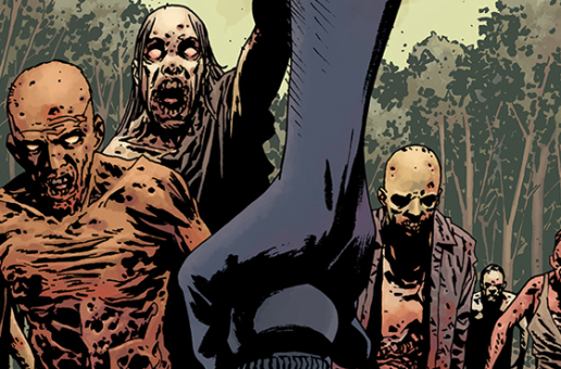 "Cover Revealed For ""THE WALKING DEAD"" #129, Current Villain Negan Rumored To Appear On The TV Show Next Season?!"