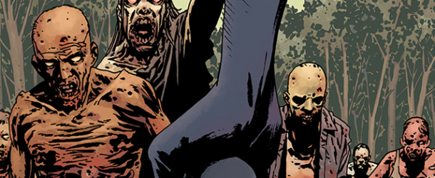 """Cover Revealed For """"THE WALKING DEAD"""" #129, Current Villain Negan Rumored To Appear On The TV Show Next Season?!"""