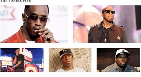 Will Diddy Become Hip-Hop's 1st Billionaire? Check Out The 2014 Forbes 'Top 5 Richest Rapper' List