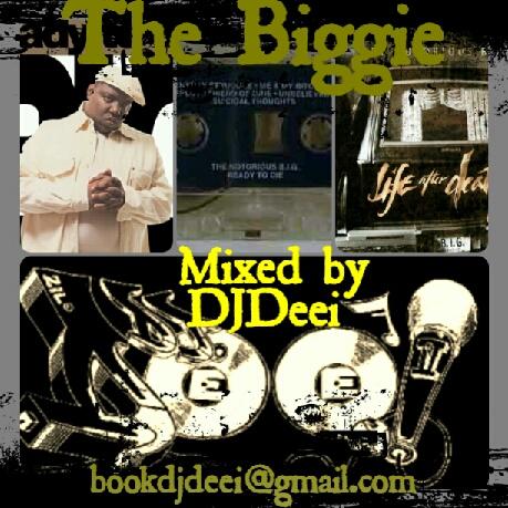 DJDee'iTheBiggieALLBiGMix2014