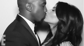 PHOTOS: Check Out The Kanye West & Kim Kardashian Wedding Photos On GoodFellaz TV