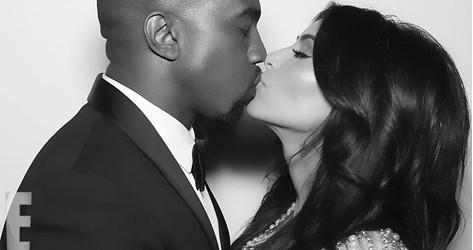 PHOTOS: Check Out The Kanye West & Kim Kardashian Wedding Photos On GoodFellaz TV