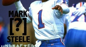 """Listen: Mark Steele Drops off """"Undrafted"""" (Draft Day Freestyle)"""