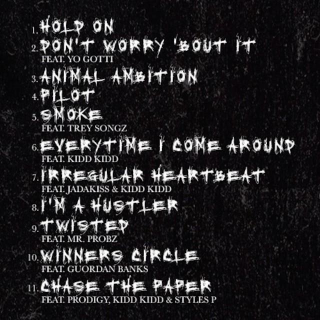 animal-ambition-tracklist