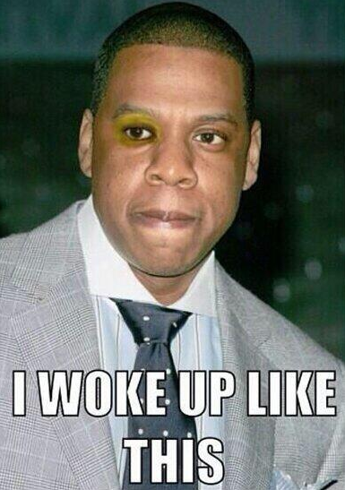 hov black eye