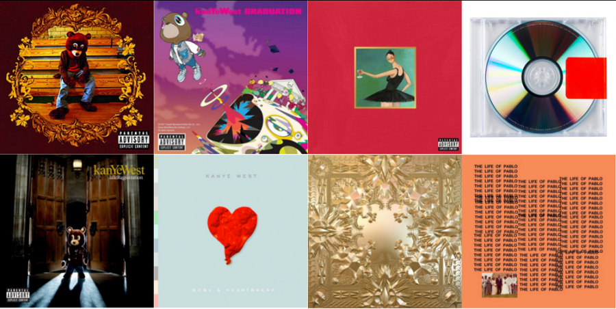 Kanye west graduation full album download