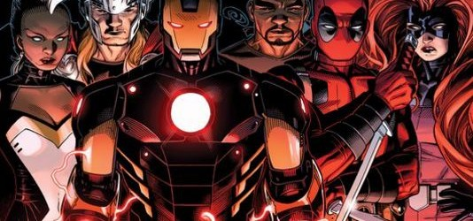 The X-Men & Avengers Team-Up For Avengers & X-Men: AXIS, Coming This Fall From Marvel Comics