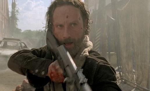 WATCH: 'The Walking Dead' Season 5 Comic-Con Trailer, Does Villain Negan Make An Appearance?!
