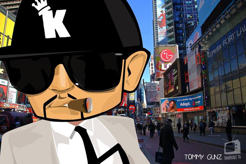 Tommy Gunz artwork