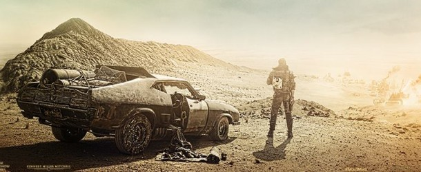 "WATCH: ""Mad Max: Fury Road"" Movie Trailer On GoodFellaz TV"