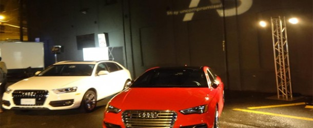 PHOTOS: The GoodFellaz Attend The Audi A3/ Q3 2015 Launch Event In NJ