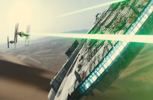 "WATCH: ""Star Wars: Episode VII: The Force Awakens"" Movie Trailer On GoodFellaz TV"
