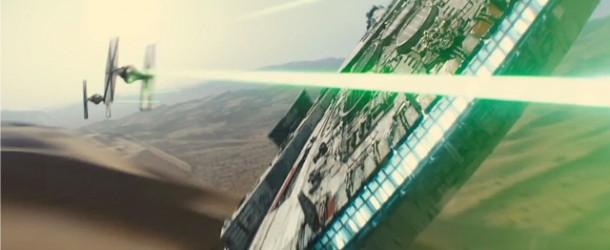 "WATCH: ""Star Wars: Episode VII: The Force Awakens"" Movie Trailer On GoodFellaz TV"