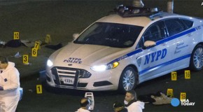 Reaction To NYPD Cop Shootings: Saddened, But Not Surprised: #GFTV #Opinion #Article By Dav Noble