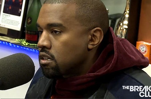 WATCH: Kanye West Talks New Music, Amber Rose, New Yeezy's & Working With Drake During Power 105 FM Interview