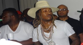 "Future Debuts New Album ""DS2 (Dirty Sprite 2)"" During NYC Listening Event, Check It Out On GoodFellaz TV"
