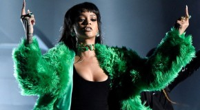 "WATCH: Rihanna ""Bitch Better Have My Money"" Video On GoodFellaz TV"