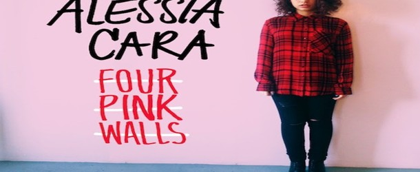 "DOWNLOAD: Alessia Cara ""Four Pink Walls"" EP On GoodFellaz TV"