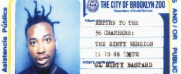 "DOWNLOAD: #Throwback: Ol' Dirty Bastard ""Return To The 36 Chambers"" Album On GoodFellaz TV"
