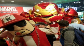PHOTOS: The GoodFellaz Attend New York ComicCon 2015