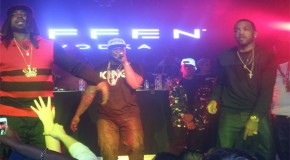 "WATCH: 50 Cent & G-Unit Perform At ""The Kanan Tape"" Release Party In NYC"