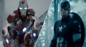"WATCH: New ""Captain America: Civil War"" Movie Trailer, Check Out Spiderman's FIrst Appearance In The Marvel Cinematic Universe"