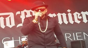 Sean Paul Performs In Brooklyn For The Grand Marnier 'Day/Night Experience' Concert