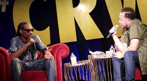 "WATCH: Snoop Dogg x Elliott Wilson Talk Career, Deathrow, Politics & New Music During ""CRWN"" Interview In NYC"