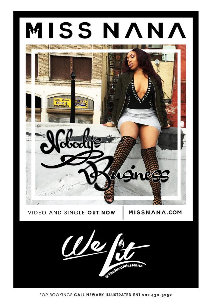 Miss NaNa WeLit Poster