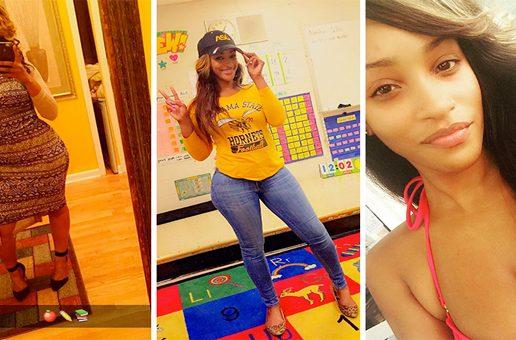 Hottest Teacher Ever?! Check-out 4th Grade Teacher Patrice Brown aka #TeacherBae and her SEXIEST Pics Ever On GoodFellaz TV
