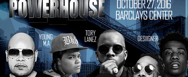 CONTEST: Win Powerhouse NYC 2016 Tickets On GoodFellaz TV