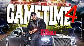 "DOWNLOAD: DJ Sean Money ""Gametime 4"" Mixtape Hosted By LL Cool J On GoodFellaz TV"