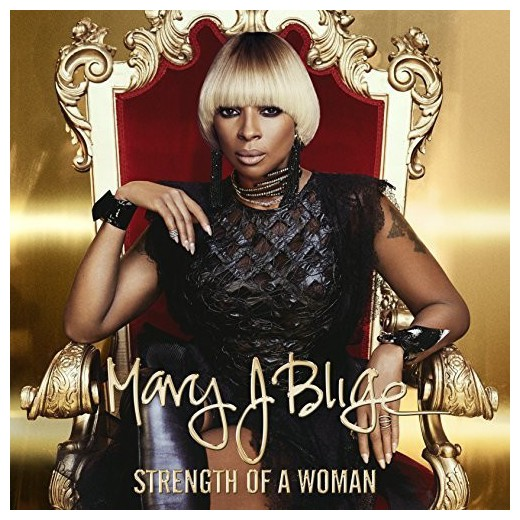 """GoodFellaz TV – DOWNLOAD: Mary J  Blige """"Strength of a Woman"""" Album"""